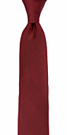 SOLID Dark red barnslips medium